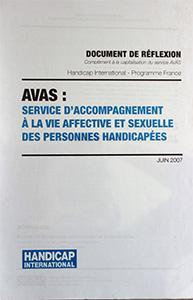 Guide AVAS - accompagement à la vie affective sexuelle des personnes handicapees - Warembourg
