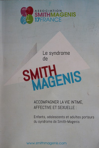 Le syndrome de Smith Megenis - accompager la vie intime affective et sexuelle - Sheila Warembourg